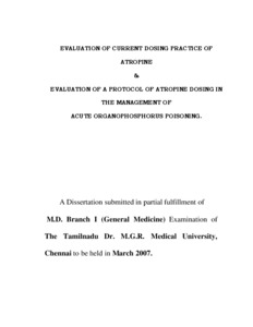 tnmgrmu dissertation guidelines